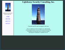 Tablet Preview of lighthousesecurity.net